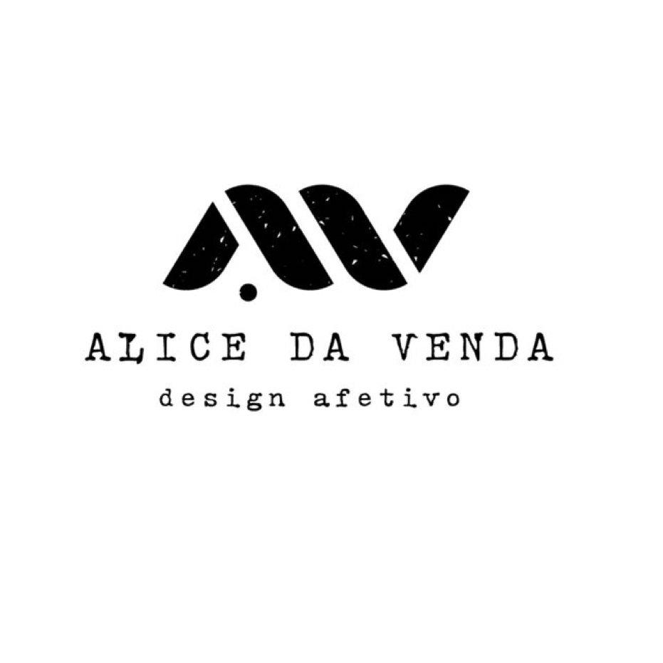 Logo da Marca Alice da Venda.