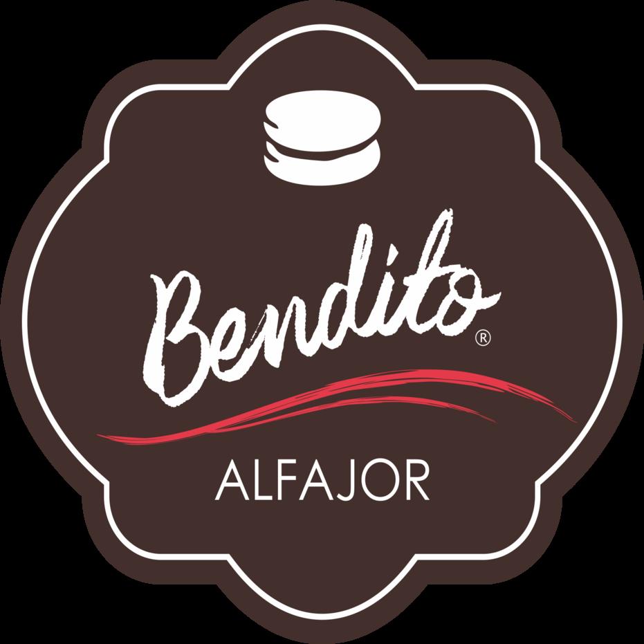 Logo da Marca Bendito Alfajor.