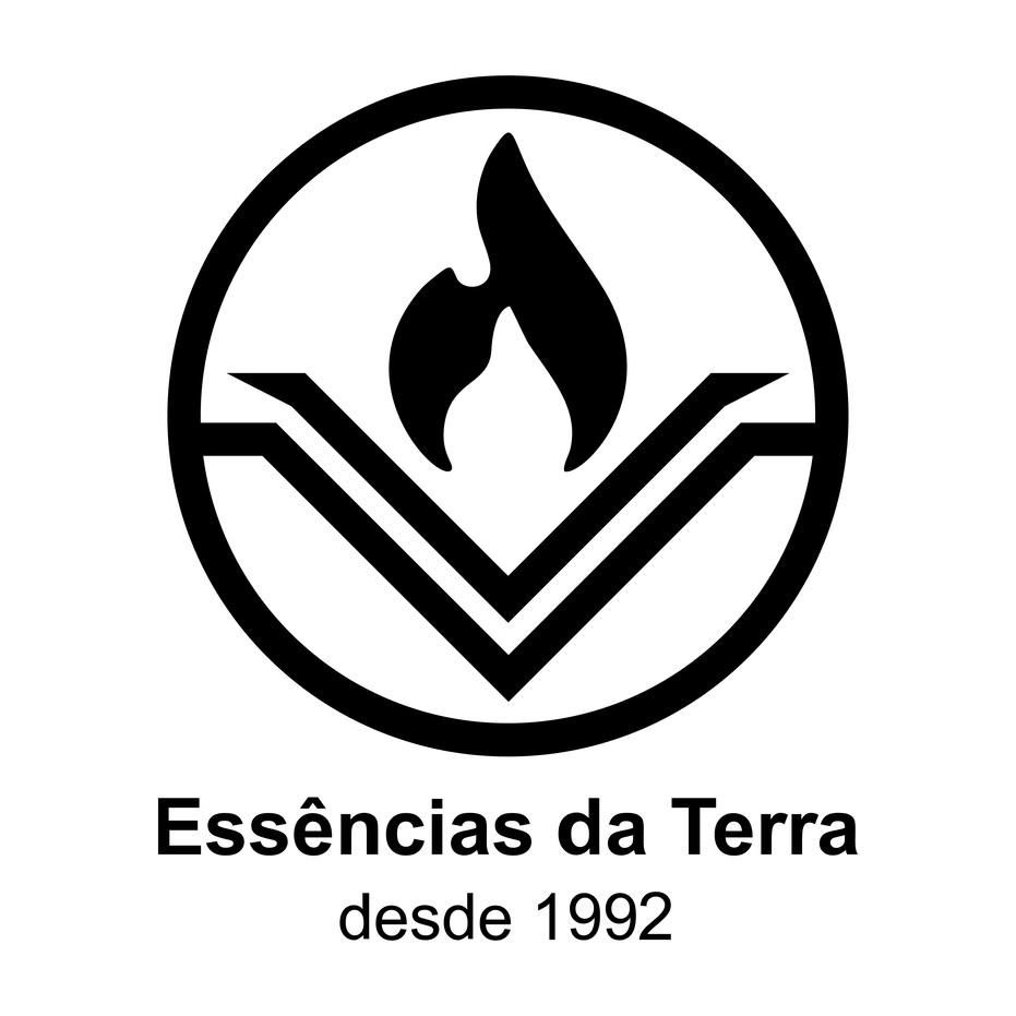 Logo da Marca Florais Essências da Terra.