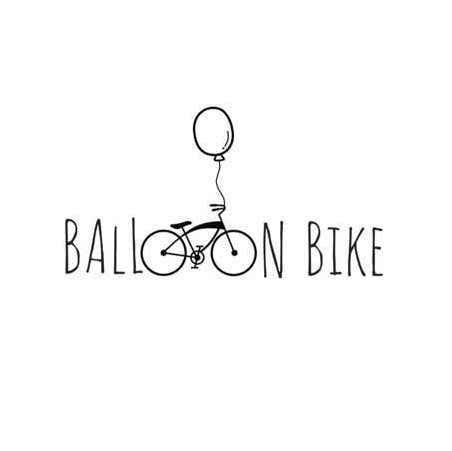 Logo da Marca Balloon Bike.
