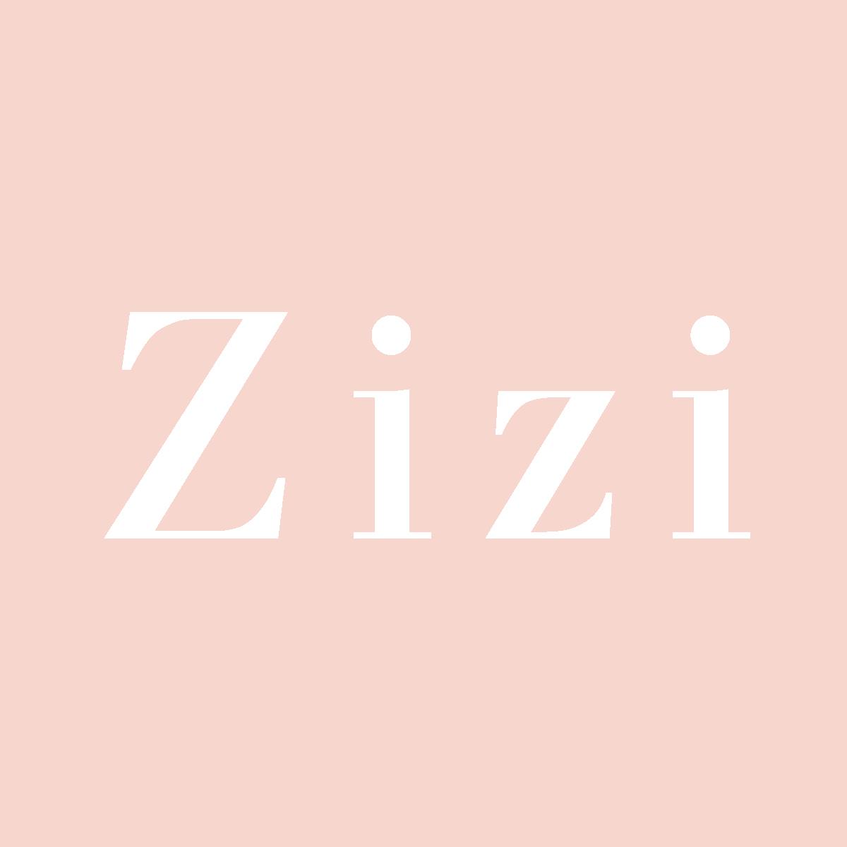 Logo da Marca Zizi Aromaterapia.