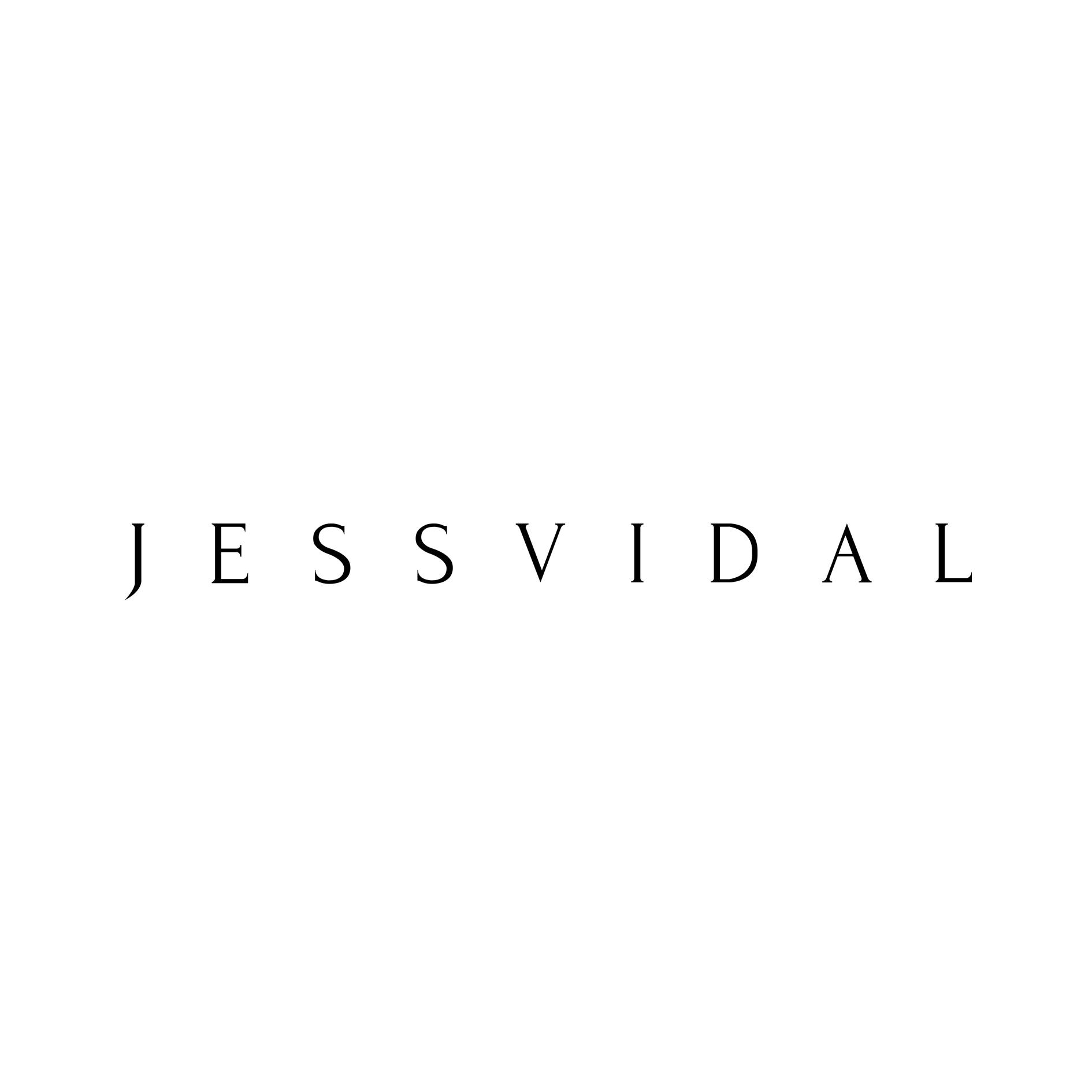 Logo da Marca Jess Vidal.