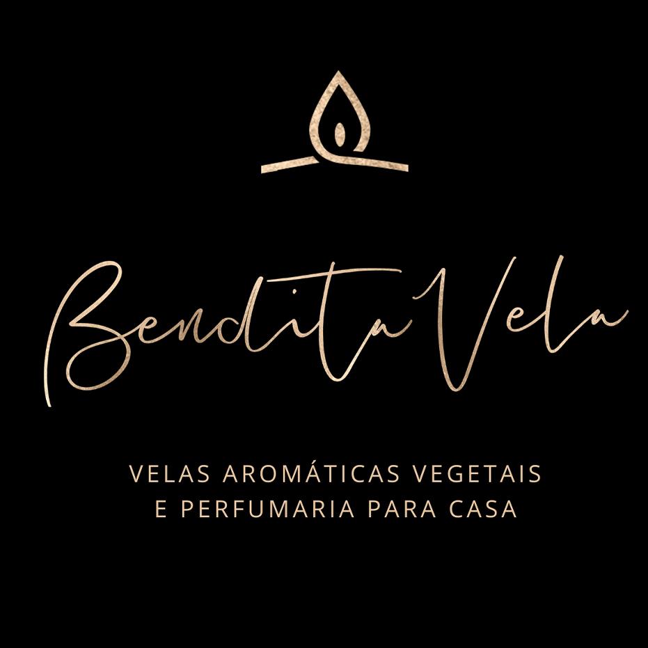 Logo da Marca Bendita Vela.