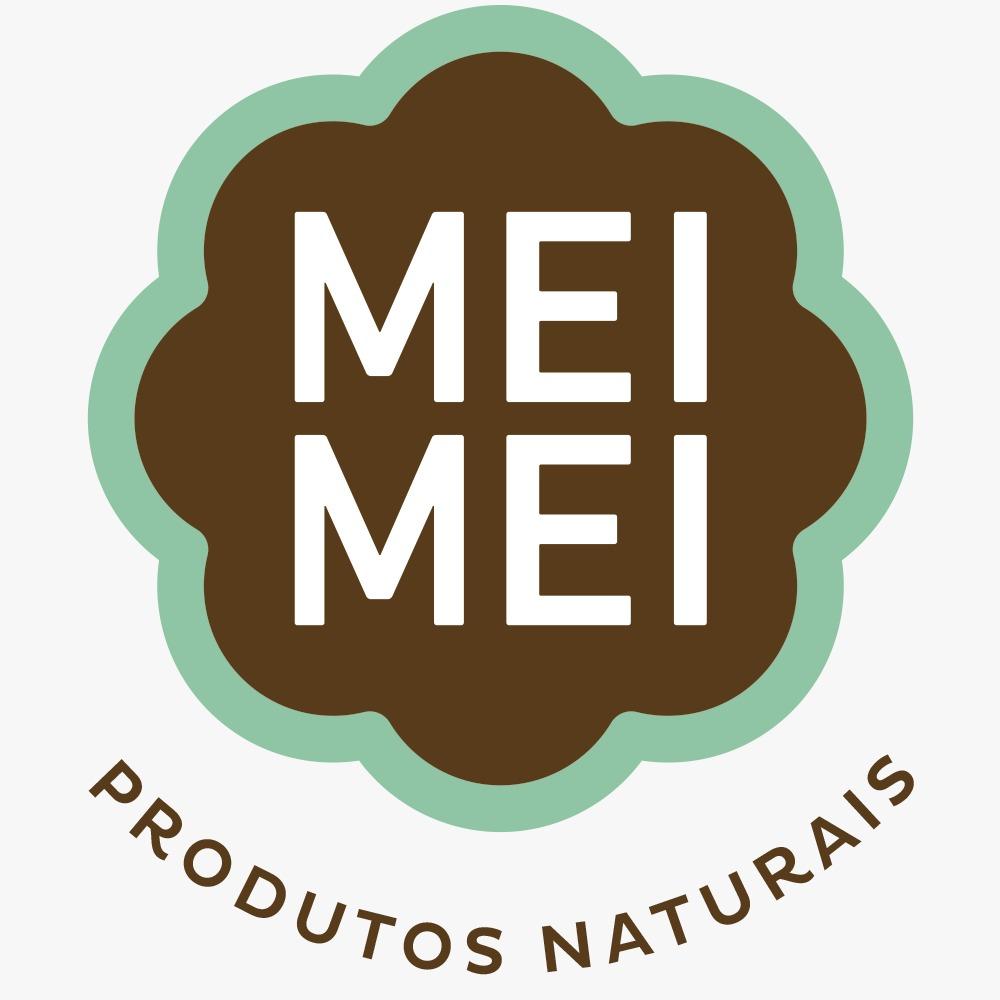 Logo da Marca Mei Mei Produtos Naturais.