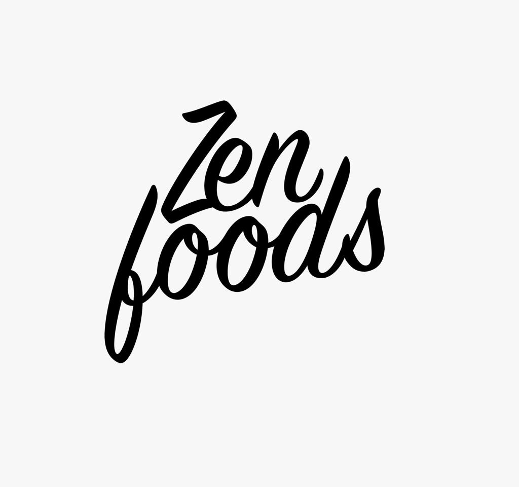 Logo da Marca Zenfoods.