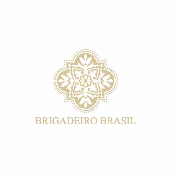 Logo da Marca Brigadeiro Brasil.