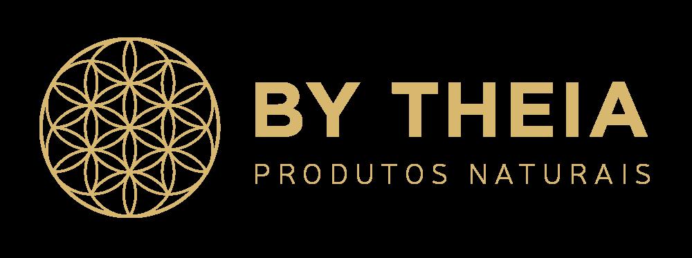 Logo da Marca By Theia Produtos Naturais.