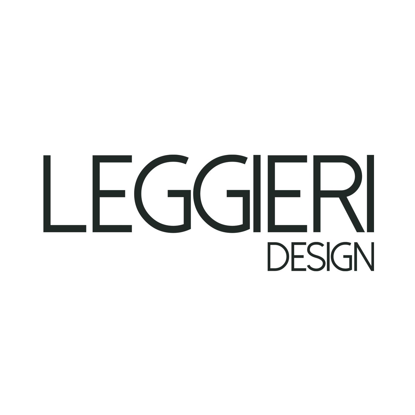Logo da Marca Leggieri Design.